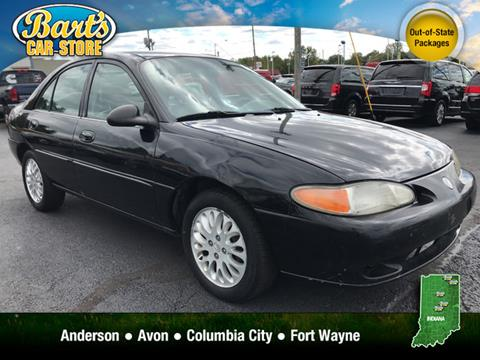 1999 Mercury Tracer for sale in Fort Wayne, IN