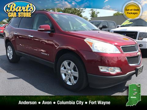 Used Chevrolet Traverse For Sale In Fort Wayne In