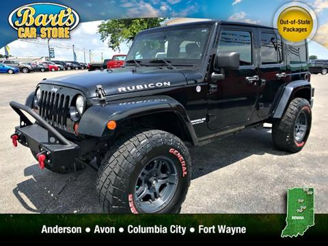 2012 Jeep Wrangler Unlimited for sale in Fort Wayne, IN