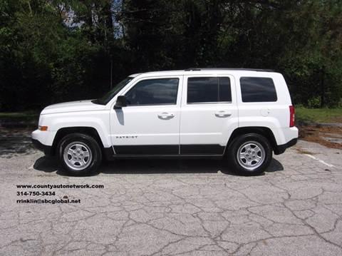 2012 Jeep Patriot for sale in Ballwin, MO