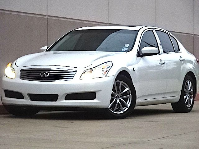 2009 INFINITI G37 SEDAN BASE 4DR SEDAN there are no electrical concerns associated with this vehicl
