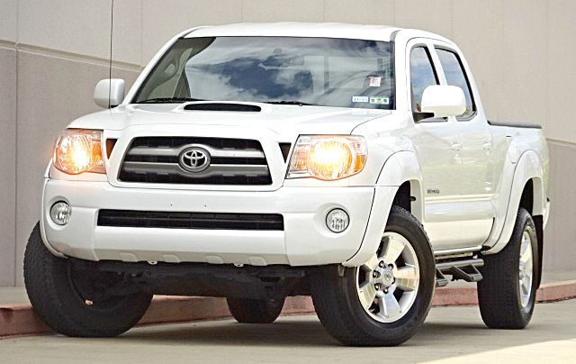 2010 TOYOTA TACOMA PRERUNNER V6 4X2 4DR DOUBLE CAB white there are no electrical problems with th