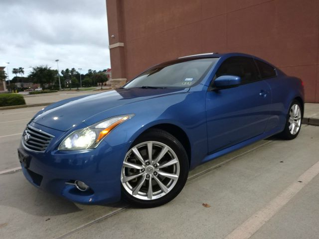 2011 INFINITI G37 COUPE JOURNEY 2DR COUPE blue the electronic components on this vehicle are in wo