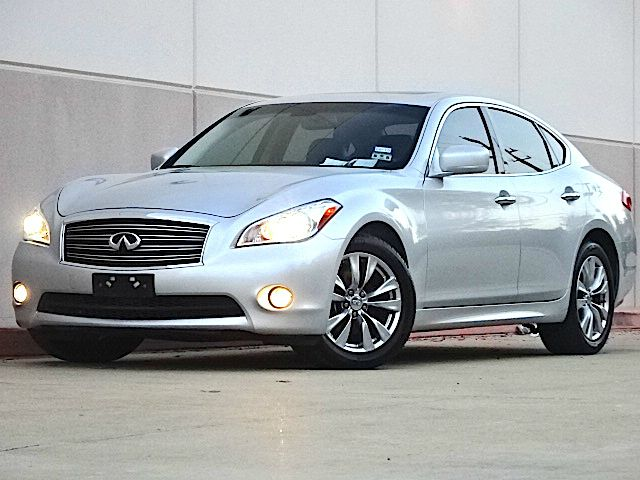 2012 INFINITI M37 BASE 4DR SEDAN silver the electronic components on this vehicle are in working o