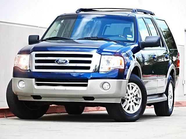 2009 FORD EXPEDITION EDDIE BAUER 4X2 4DR SUV 2-stage unlocking abs - 4-wheel active head restrai