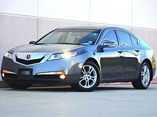 2011 ACURA TL BASE WTECH W18 IN WHEELS 4DR charcoal there are no electrical concerns associated
