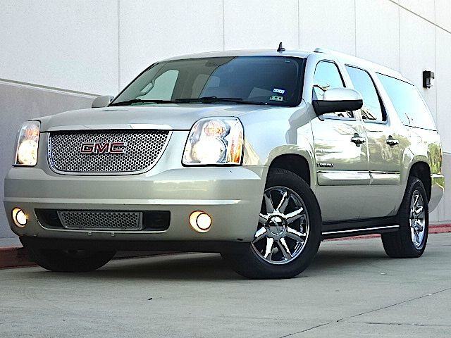 2008 GMC YUKON XL DENALI AWD 4DR SUV gold all electrical and optional equipment on this vehicle ha