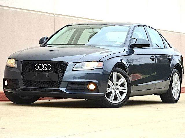 2009 AUDI A4 20T 4DR SEDAN CVT charcoal you wont find any electrical problems with this vehicle