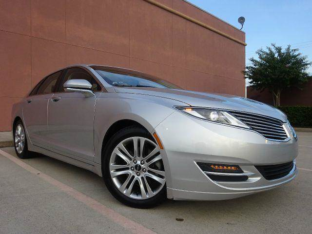 2013 LINCOLN MKZ BASE V6 4DR SEDAN silver there are no electrical concerns associated with this ve
