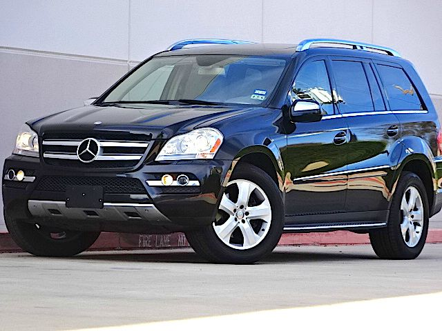 2010 MERCEDES-BENZ GL-CLASS GL450 AWD 4MATIC 4DR SUV black there are no electrical concerns associ