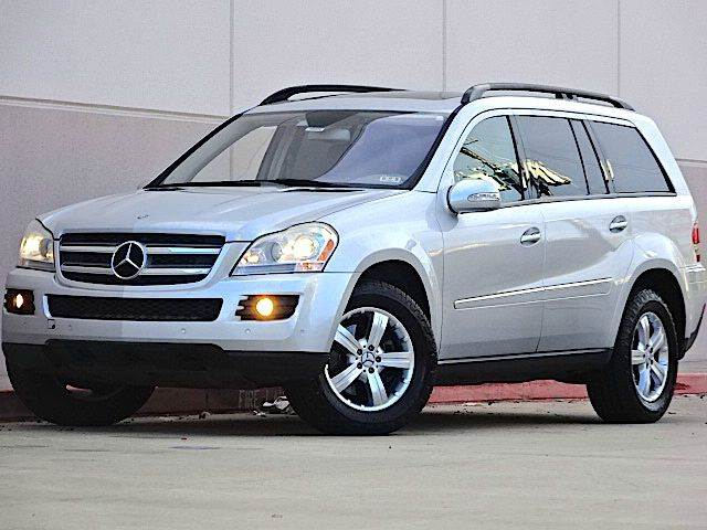 2007 MERCEDES-BENZ GL-CLASS GL450 AWD 4MATIC 4DR SUV silver you wont find any electrical problems