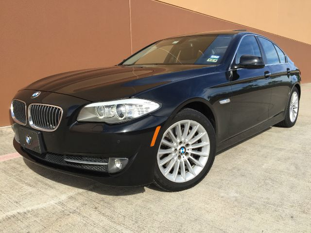 2011 BMW 5 SERIES 535I 4DR SEDAN black still under cpo warranty with bmw dealership there are n
