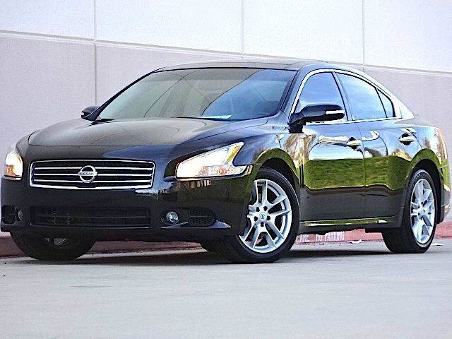 2011 NISSAN MAXIMA 35 SV 4DR SEDAN black all electrical and optional equipment on this vehicle ha
