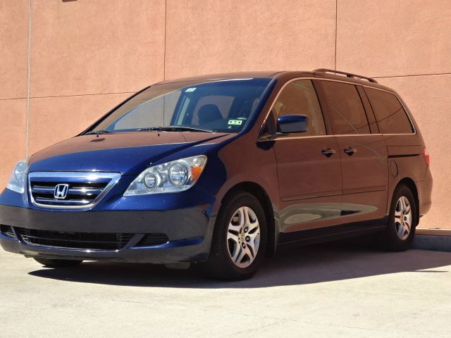 2005 HONDA ODYSSEY EX 4DR MINIVAN blue there are no electrical problems with this vehicle  no def