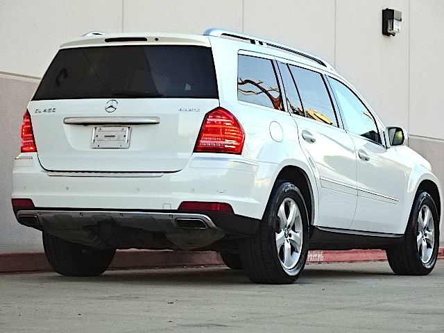 2010 MERCEDES-BENZ GL-CLASS GL450 AWD 4MATIC 4DR SUV white there are no electrical concerns associ
