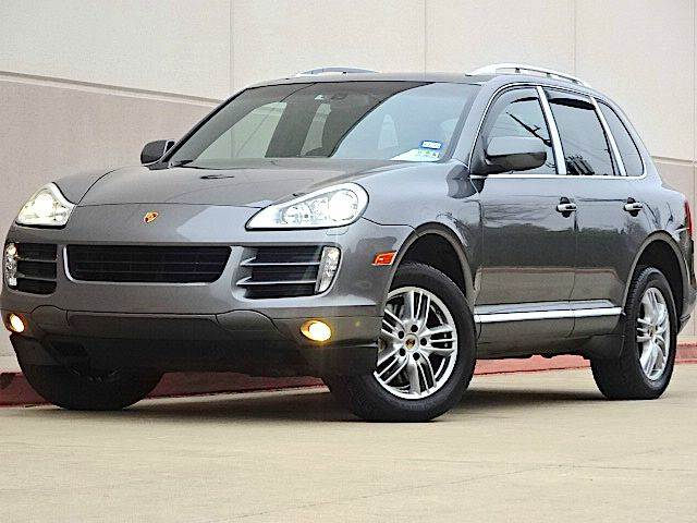 2008 PORSCHE CAYENNE S AWD 4DR SUV silver you wont find any electrical problems with this vehicle
