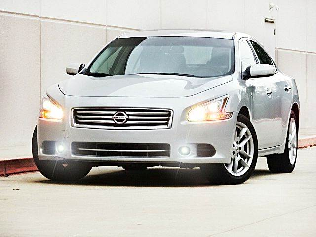 2014 NISSAN MAXIMA 35 S 4DR SEDAN silver there are no electrical problems with this vehicle  the