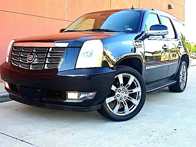 2009 CADILLAC ESCALADE HYBRID BASE 4DR HYBRID SUV black you wont find any electrical problems with