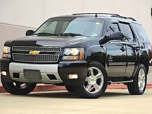 2011 CHEVROLET TAHOE LT 4X4 4DR SUV black there are no electrical problems with this vehicle  veh