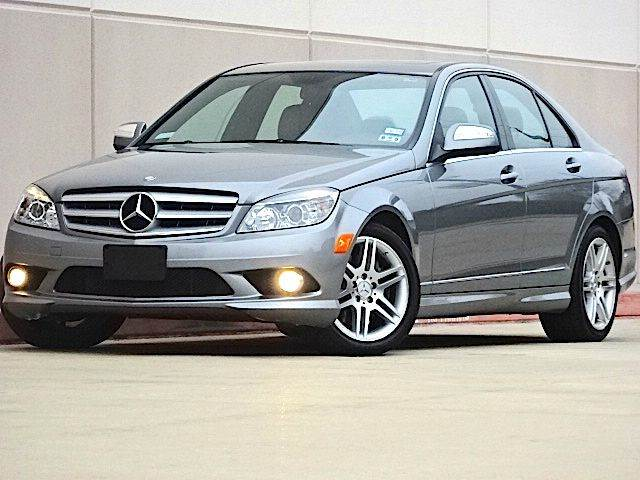 2008 MERCEDES-BENZ C-CLASS C350 SPORT 4DR SEDAN gray there are no electrical concerns associated w
