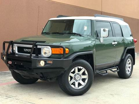 Carsforsale Com Houston >> Toyota FJ Cruiser For Sale in Houston, TX - Carsforsale.com®