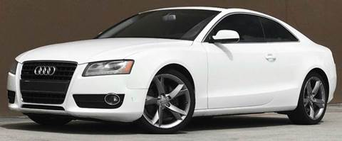 2012 Audi A5 for sale in Houston, TX