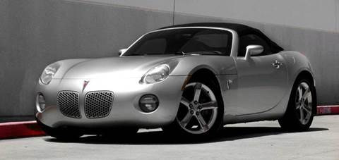 2006 Pontiac Solstice for sale in Houston, TX