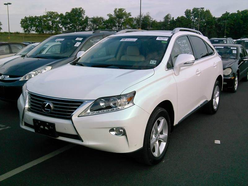 2013 LEXUS RX 350 AWD 4DR SUV SPORT white pearl wonderful condition sport edition with only 23000