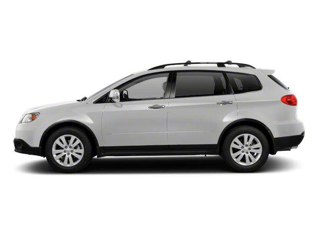 2011 SUBARU TRIBECA 36R LIMITED AWD 4DR SUV white top-of-the-line limited edition with 3-row 7-p