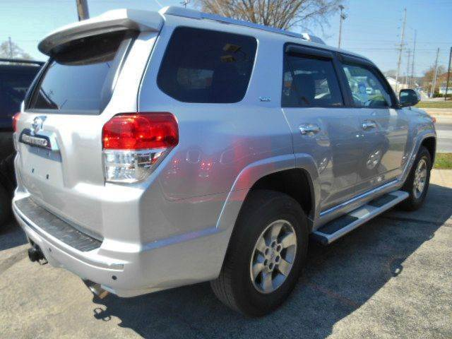 2011 Toyota 4Runner SR5 4x4 4dr SUV - Traverse City MI