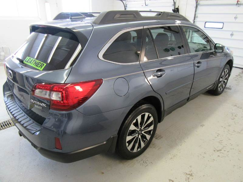 2016 Subaru Outback AWD 3.6R Limited 4dr Wagon - Traverse City MI