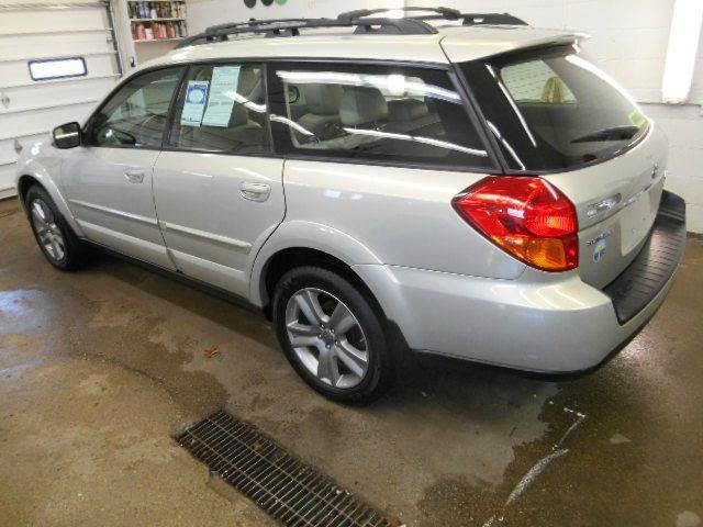 2006 Subaru Outback AWD 3.0 R L.L.Bean Edition 4dr Wagon w/NAVI - Traverse City MI