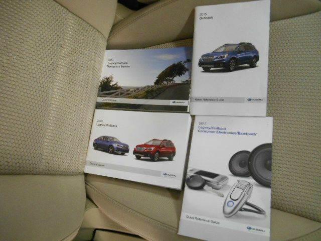 2015 Subaru Outback AWD 2.5i Premium 4dr Wagon - Traverse City MI