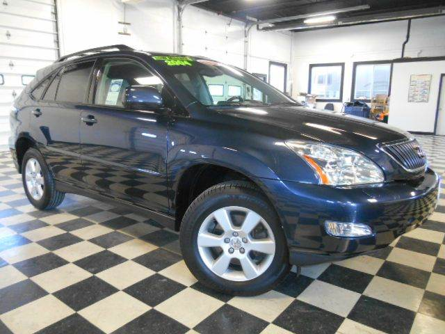 2004 LEXUS RX 330 AWD 4DR SUV blue clean carfax  smoke-free interior  top-of-the-line in a luxu