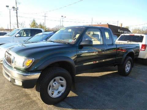 Used Toyota Tacoma For Sale Traverse City Mi