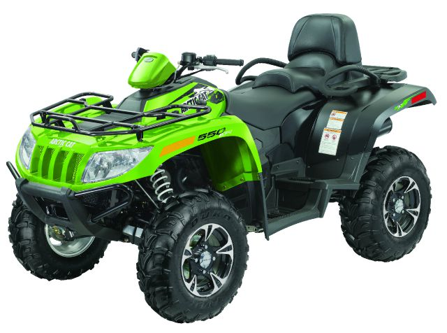2014 Arctic Cat 550 XT TRV
