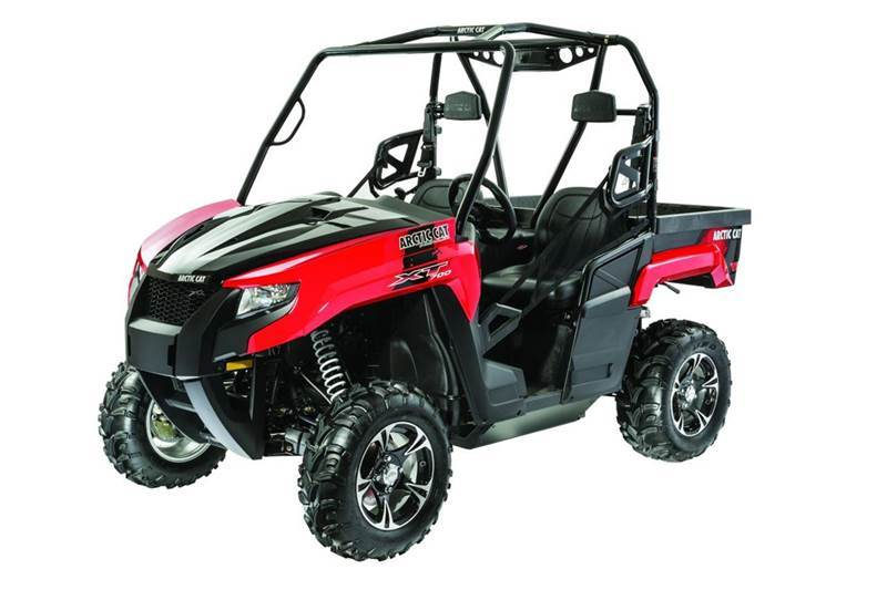 2015 Arctic Cat 550
