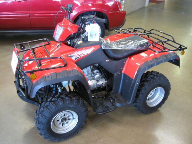 2012 Peace Sports 250 ATV