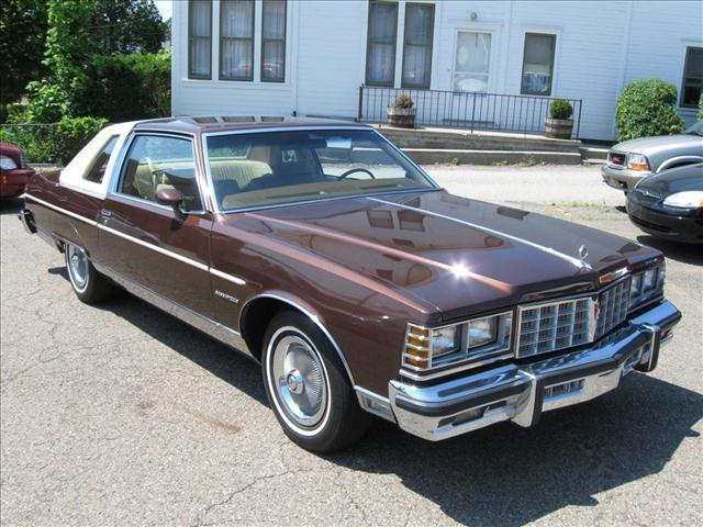 1977 Pontiac Bonneville