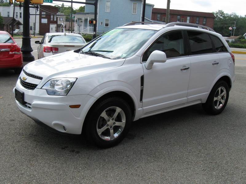 2012 chevrolet captiva sport awd ltz 4dr suv in houston pa. Black Bedroom Furniture Sets. Home Design Ideas