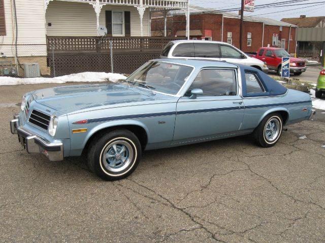 1976 Pontiac Ventura In Houston Pa Arnold Motor Company