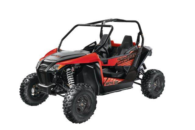 2015 Arctic Cat Wildcat Sport