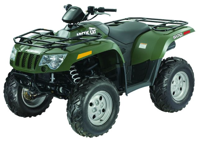 2013 Arctic Cat 550