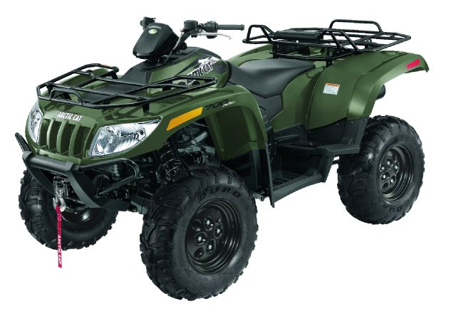 2014 Arctic Cat Super Duty Diesel 700 4x4