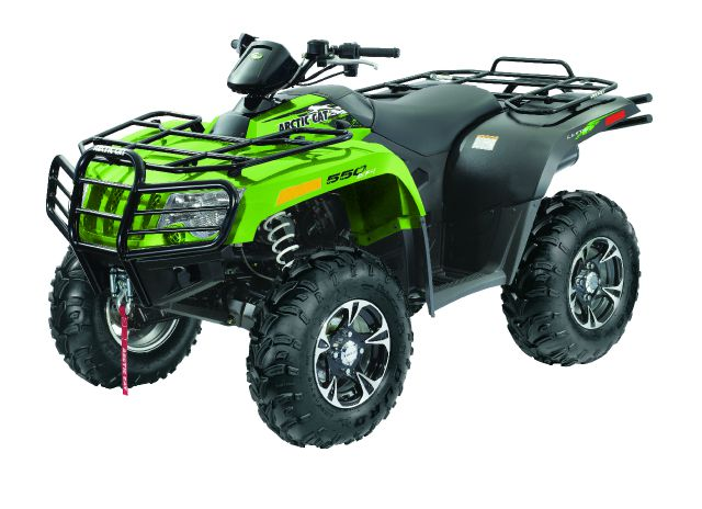 2014 Arctic Cat 550 Limited 4x4