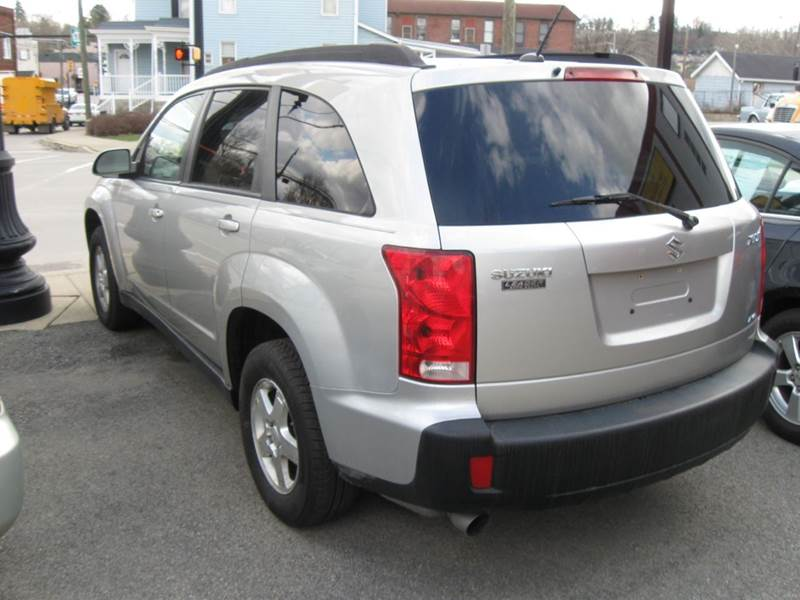 2007 suzuki xl7 base awd 4dr suv in houston pa arnold. Black Bedroom Furniture Sets. Home Design Ideas