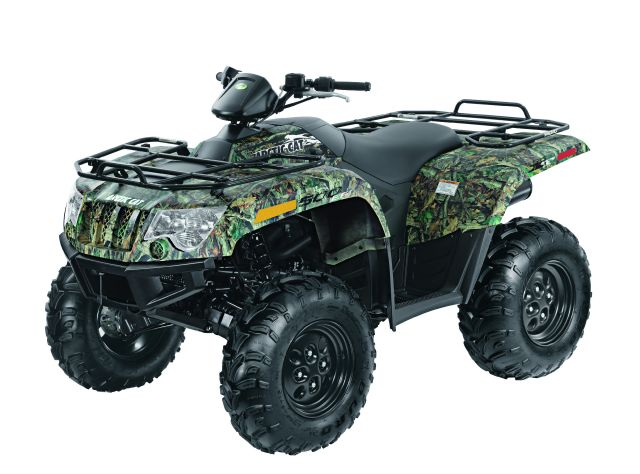 2014 Arctic Cat 500 XT 4x4