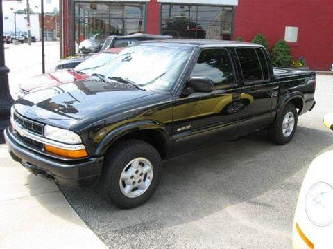 2004 Chevrolet S-10