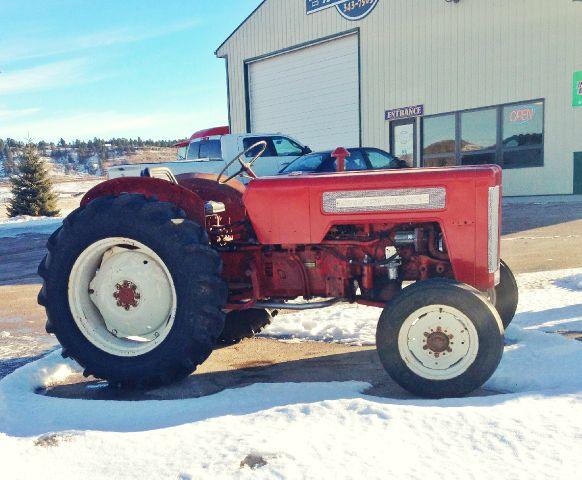 1966 International Harvester 414