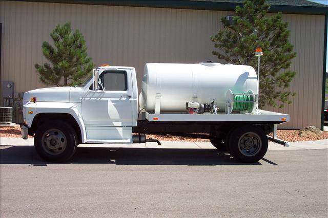 1981 Ford F-600